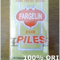 Obat Cina ambayen / wasir high strength fargelin for piles OSS