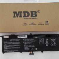 MDB Baterai Laptop Asus Vivobook X202, X200e, X202e, X201e
