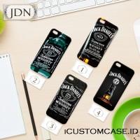 custom case jack daniels series casing HP custom berkualitas