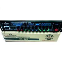 Power Ampli Fier Crimson Ka 388 Usb / Sd Card