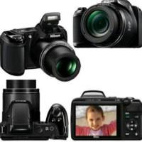 Camera Nikon Coolpix L340 Free Sd Card 8gb Sandisk