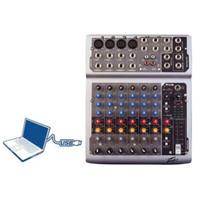 Mixer Peavey Pv8 Usb player ( 8 channel mono ) + EQ
