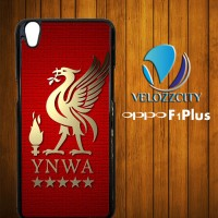 Custom Casing HP Oppo F1 Plus Liverpool YNWA Logo Z3755 Case, Hardcase