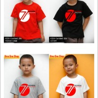 KAOS HUT RI 71 TH - Anak