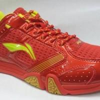 "100 % ORI Sepatu Badminton Li - Ning ""Saga X"""
