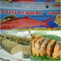 Jual Sosis Bandeng / Sosis Nikmat / Sosis Baru Murah