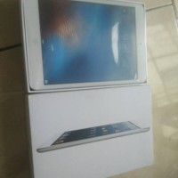 second ipad mini 32gb white wifi+cellular fullsett ori