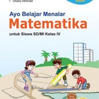 Buku Ayo Belajar Menalar Matematika SD Kelas 4 Kurikulum 2013 Revisi