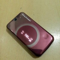 HP Sony Ericsson T707I Pink Full Normal Mulus Batangan