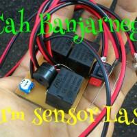 Kit alarm sensor laser ( hand made )