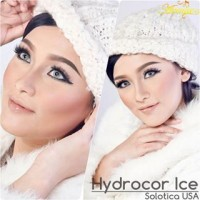 Softlens Avenue Solotica Hydrocor Ice (Gray / Abu-abu)