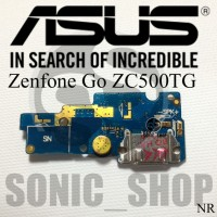 harga Asus Zenfone Go Zc500tg Board Bawah Charging , Mic , Slot Flexyble Tokopedia.com