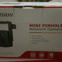 HIKVISION SPY IP CAMERA MINI PINHOLE NETWORK CAM DS-2CD2D14WD