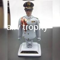 patung miniatur pelayaran bp2ip tangerang