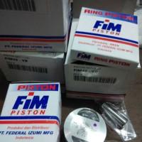 harga piston seher kit Set FIM 42 asli beat vario blade 50 100 150 racing Tokopedia.com