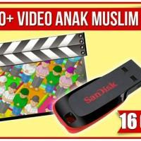 Flashdisk Film & Video Anak Muslim 3D