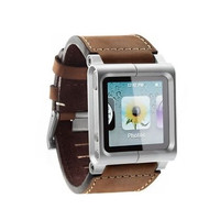 harga Lunatik Chicago Collection leather watch band Ipod Nano 6th gen Black Tokopedia.com