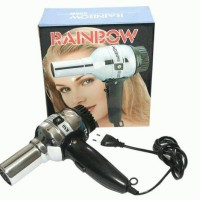 Hair Dryer Rainbow Pengering Rambut - Pengering Rambut Besar Standard
