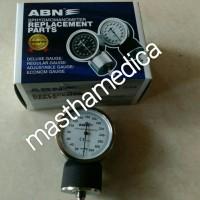 Manometer ABN, kompas tensimeter, tensi jarum sparepart Manometer
