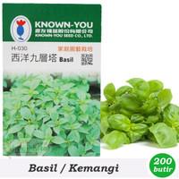 Beneih/Bibit Herbal Basil/Kemangi (Known-You Seed)