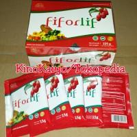 Fiforlif Fiber | Serat Alami Atasi Perut Buncit 1 Box free 5 sachets