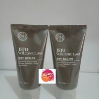 Jual The Face Shop Jeju Volcanic Lava Peel - Off Nose Clay Mask 50gr Murah