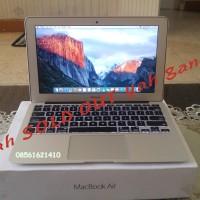 Macbook Air 2015 MJVM2 Core i5 Broadwell 11,6inch Muluss Msh Garansi