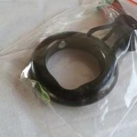 Jual Gelang/Cincin Alat Vital Pria, Bahan Black Jade Aceh Terapi Murah
