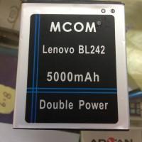 harga Baterai Lenovo A6000 Bl242 5000mah Double Power Mcom Tokopedia.com