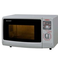 Sharp - Microwave 22 Liter R222Y(W)