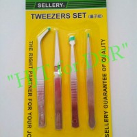 Pinset Set Sellery