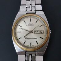 harga jam tangan vintage mido commander datoday chronometer Tokopedia.com