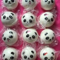 squishy medium panda bun/slime