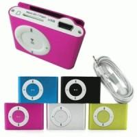 MP3 player mini portable clip jepit FDT musik suffle bagus