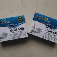 Sabun Susu Kambing Valleza - Goat Milk Soap