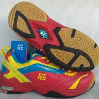 Sepatu Badminton Reinforce RS Superseries 612 jr original asli murah