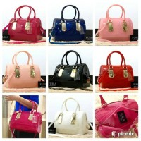 Tas Furla Candy Cookie Handle bag Hardware GOLD like Ori (6666-2)