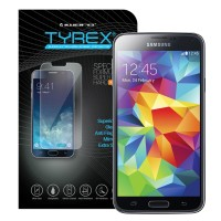 Tyrex Tempered Glass Screen Protector For Samsung Galaxy S5