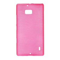 Glossy Outer Brushed Inner TPU Case Nokia Lumia 930