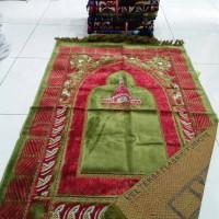 Sajadah Velteksa Turkiye asli / ukuran 68x108cm / tebal dan halus