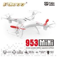 FQ777-953 4 CH 6 Axis Gyro Mini Drone w/Headless Mode & Auto Return