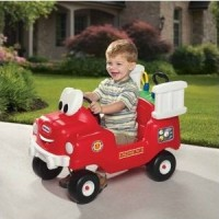 Jual Mobil Mobilan Little Tikes Spray n Rescue Fire Truck Murah
