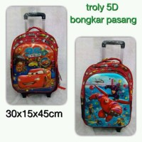 Trolly 2in1 5D/6D (ransel/toli)