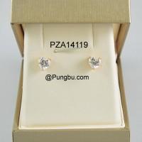 Anting emas mata hati PZA14119