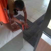 Karpet lantai untuk kantor murah
