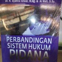 perbandingan sistem hukum pidana
