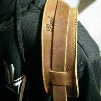 Paul - Guitar Leather Strap
