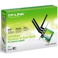 TPLINK WDN4800 N900 Wireless Dual Band PCI Express Adapter