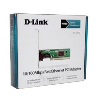 D-link Dfe-520tx Lancard / Ethernet Pci Card For Pc 10/100mbps