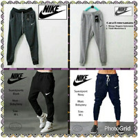 Celana Training Nike Ceklis Diskon